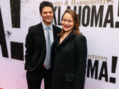 Tony winner Tom Kitt with wife Rita Pietropinto.