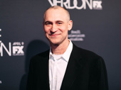 Fosse/Verdon's executive producer Joel Fields is all smiles for the FX series premiere.