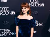 Juliet Brett plays Nicole Fosse on FX's Fosse/Verdon.