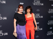 Molly Ringwald and Carla Gugino hit the red carpet.