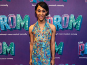 Pose's Mj Rodriguez steps out.