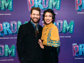 Glee alum Matthew Morrison and Renee Puente snap a sweet pic.