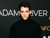Casey Cott attends Burn This on Broadway.
