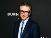 This American Life's Ira Glass attends Burn This.