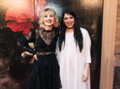Hadestown creator Anaïs Mitchell and director Rachel Chavkin get together.
