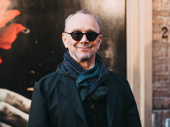 Broadway legend Joel Grey steps out.