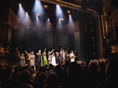 Congrats to the cast of Hadestown on a wonderful opening night!
