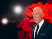 Hadestown's Patrick Page plays Hades