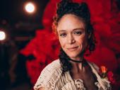 Hadestown's Amber Gray plays Persephone