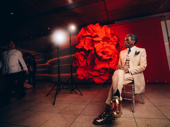 Hadestown's André De Shields plays Hermes
