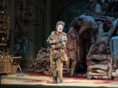 Nathan Lane as Gary in Gary: A Sequel to Titus Andronicus.