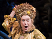 Kristine Nielsen as Janice in Gary: A Sequel to Titus Andronicus.
