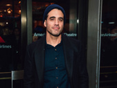 Recent The Lifespan of a Fact star Bobby Cannavale hits the red carpet.