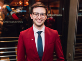 Be More Chill's leading man Will Roland celebrates the play's return to Broadway.