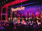 Congrats to the company of Tootsie on a fabulous Broadway opening!