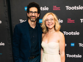 Benim Foster and Dear Evan Hansen Tony winner Rachel Bay Jones step out.