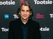 Tootsie set designer David Rockwell hits the red carpet.