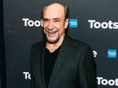 Oscar winner F. Murray Abraham snaps a pic.