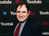 Stage and screen star Richard Kind attends opening night of Tootsie.