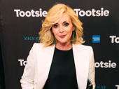 Tony winner Jane Krakowski strikes a pose.