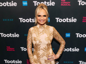 Tony winner Kristin Chenoweth hits the red carpet.