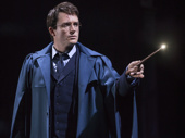 James Snyder as Harry Potter in Harry Potter and the Cursed Child.