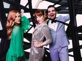 Beetlejuice's Brooke Engen, Katie Lombardo and Eric Anthony Johnson
