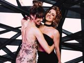 Beetlejuice's Kim Sava and Tessa Alves