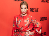 Actress Ari Graynor steps out.