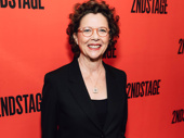All My Sons Tony nominee Annette Bening arrives.