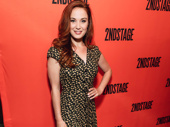 Broadway favorite Sierra Boggess.
