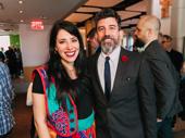 Hadestown's director Rachel Chavkin and choreographer David Neumann get together.