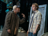 David Warshofsky as Weston and Gilles Geary as Wesley in The Curse of the Starving Class.