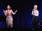 "Beetlejuice's Leslie Kritzer and Sophia Anne Caruso sing ""No Reason."""
