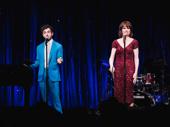 Tony nominees Brandon Uranowitz and Beth Leavel hosted the evening.