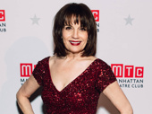 The Prom Tony nominee Beth Leavel hits the red carpet.
