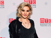Pretty Woman's Orfeh arrives.