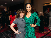Tootsie's Tony-nominated ladies Sarah Stiles and Lilli Cooper get together.