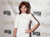 Broadway's Marilu Henner strikes a pose.
