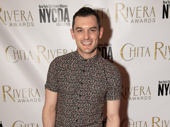 Wesley Taylor received a Chita Rivera Award for his performance in off-Broadway's Alice by Heart.