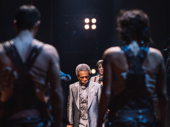André De Shields steps into the spotlight.