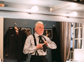 Hadestown Tony nominee Patrick Page transforms into Hades.