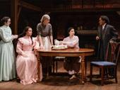 The cast of Little Women.