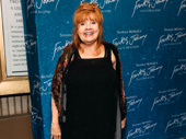 Broadway's Annie Golden has arrived.