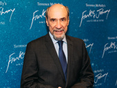 F. Murray Abraham, who starred in Terrence McNally's It's Only a Play, hits the red carpet.