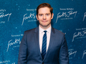 Broadway's Rory O'Malley attends opening night of Frankie and Johnny in the Clair de Lune.