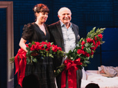 Frankie and Johnny in the Clair de Lune director Arin Arbus and scribe Terrence McNally take a bow.