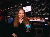 Be More Chill producer Jennifer Ashley Tepper celebrates the show's four wins.
