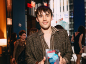 Hadestown star Reeve Carney takes home the prize of Favorite New Song for 'Wait For Me.'