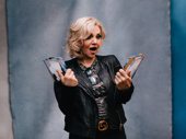 Pretty Woman star Orfeh gets sassy with her Broadway.com Audience Choice Awards for Favorite Featured Actress in a Musical and Favorite Diva Performance.